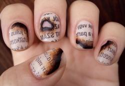 Простые рисунки на ногтях в домашних условиях: фото и